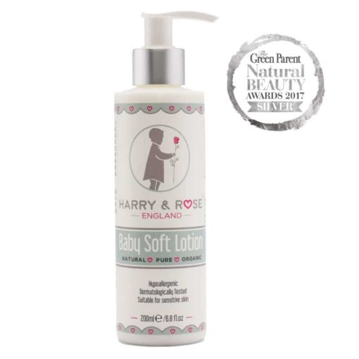 Harry & Rose Baby Soft Lotion