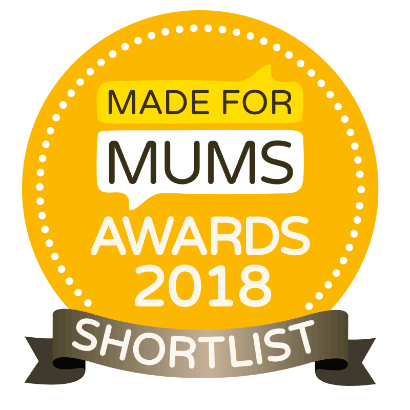 Made for Mums Award 2018