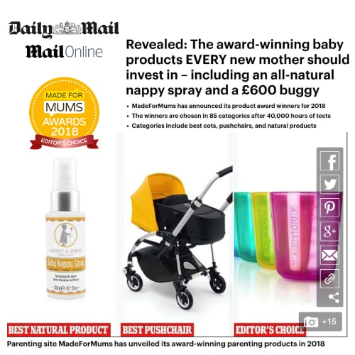 Daily Mail  Best natural Product