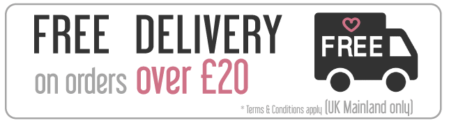 FREE delivery UK Only