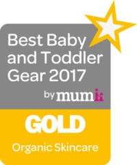 Gold Award Organic Skincare