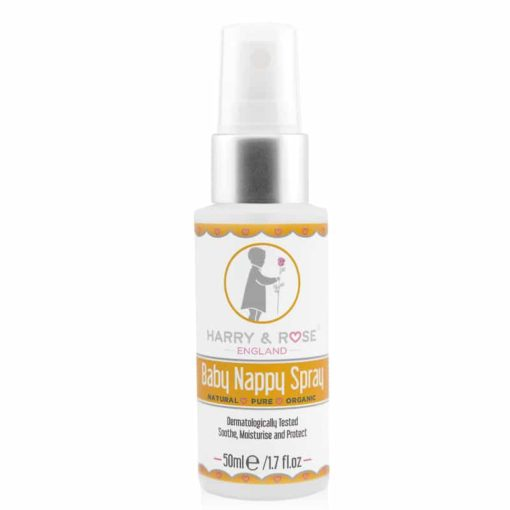 Baby Nappy Spray
