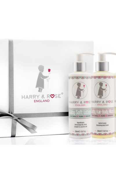 Harry & Rose Baby Skincare Gift set