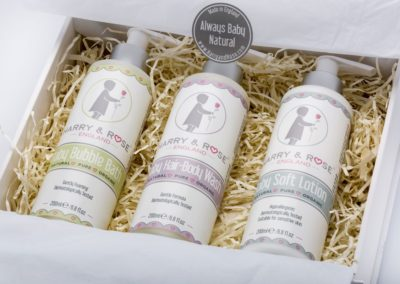 Baby Skincare Gift Box Set - Harry & Rose
