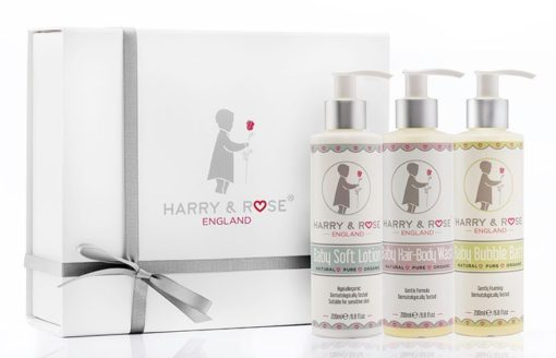 Harry and Rose Luxury Baby Gift set