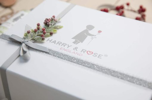 Harry & Rose Special Winter Christmas Baby Gift Set