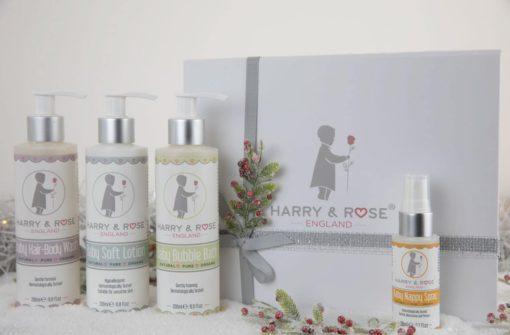 Harry & Rose Christmas Baby Gift Set