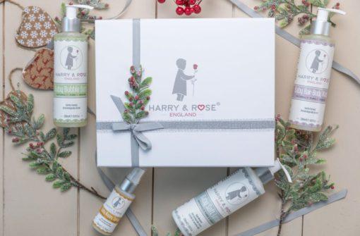 Christmas Baby Gift Set