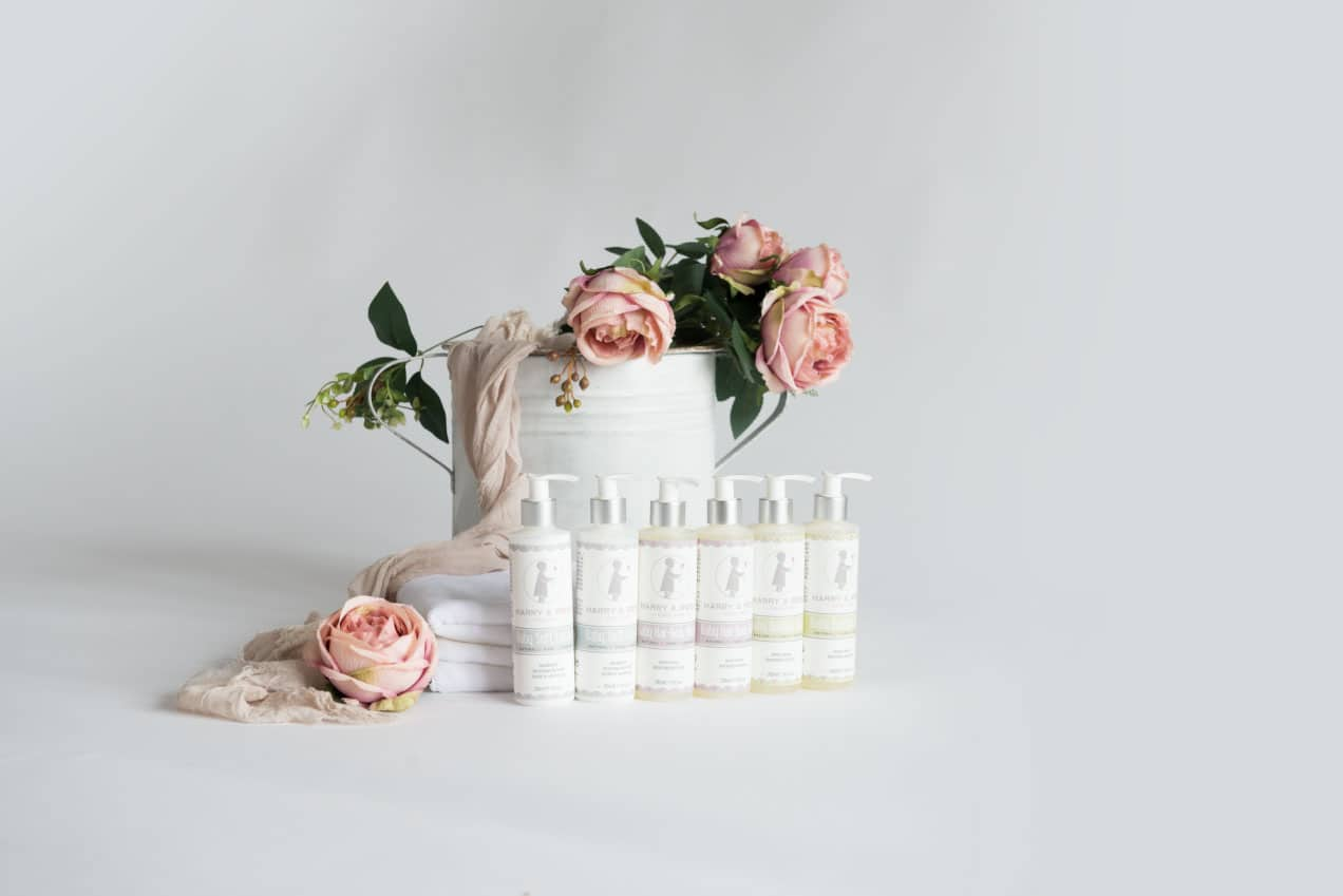 Harry & Rose Luxury Baby Skincare