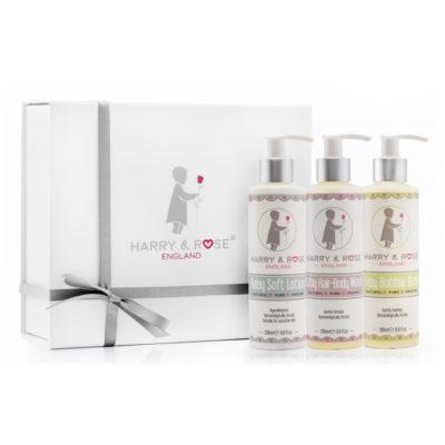 Harry & Rose Baby Skincare Gift Set